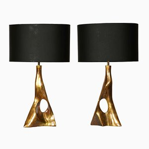 Table Lamps by Enzo Missoni, 1970s, Set of 2