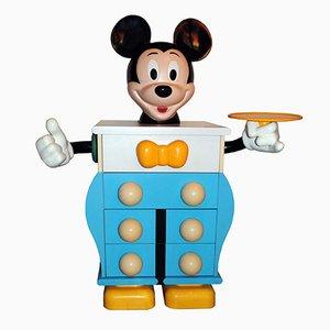 Cajonera Mickey Mouse de Pierre Colleu para Starform, años 80