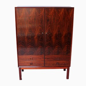 Large Danish Cabinet in Rosewood from Brouer, 1960s