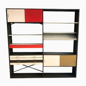 Mid-Century Wall Unit by André Robert Cordemeyer for Gispen