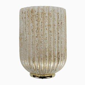 Vintage Murano Glas Wandlampe