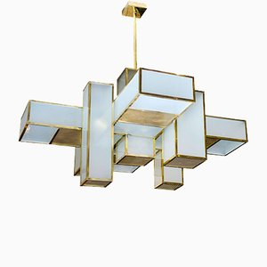 Large French Chandelier, 1960s