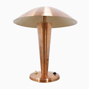Lámpara de mesa Bauhaus, años 30