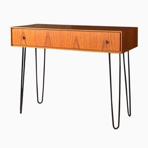 Desk from Lübke, 1960s