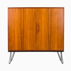 Rosewood Cabinet from Lübke, 1960s