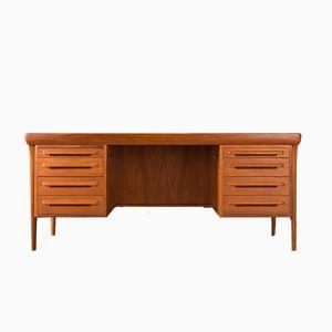 Schreibtisch von J. Svenstrup für A.P. Møbler, 1960er