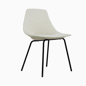 Tonneau Chairs von Pierre Guariche für Steiner, 1950er, 4er Set
