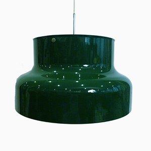Lámpara colgante Bumling XL de aluminio de Anders Pehrson para Ateljé Lyktan, 1968