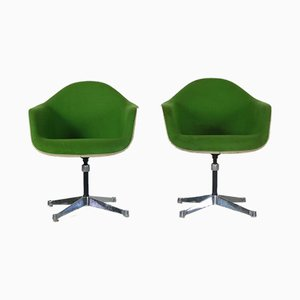 Swivel Chairs by Charles & Ray Eames for Herman Miller, 1950s, Set of 2