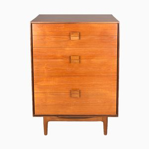 Mid-Century Danish Teak & Rosewood Chest by Ib Kofod-Larsen for G-Plan, 1960s