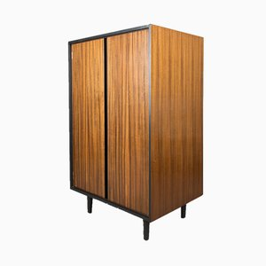 Mid-Century Walnut Wardrobe by John & Sylvia Reid for Stag