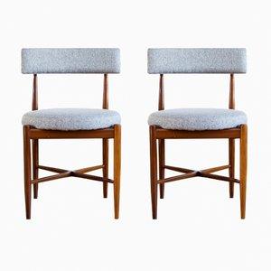 Chaises de Salon en Teck par Ib Kofod-Larsen pour G-Plan, 1969, Set de 2