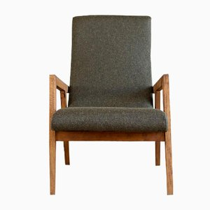 Lounge Chair By L.M. Koslauskaite Stapulioniene, 1950s