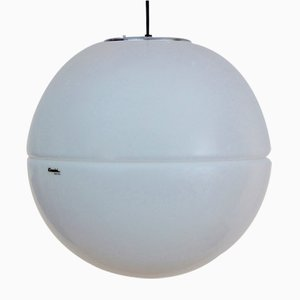Lámpara colgante en forma de globo grande de iGuzzini, años 60