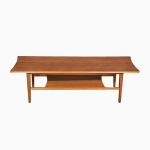 Mid-Century Teak Coffee Table by Richard Hornby for Heal's