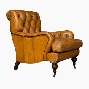 Vintage Oxford Club Chair