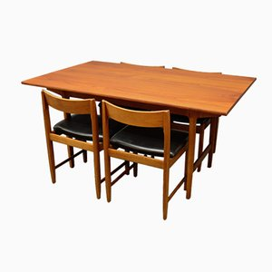 Mid-Century Dining Set from Bath Cabinet Makers
