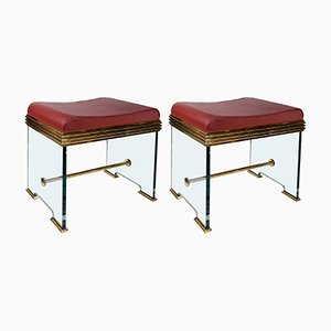 Stools, 1980s, Set of 2