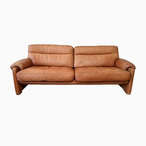 Model DS 70 Leather Sofa from de Sede, 1970s