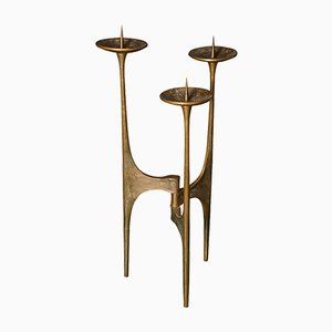 Large Candleholder by Peter Van Heeck, 1960s