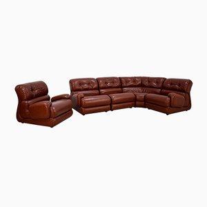 Juego de sofás modular, años 70
