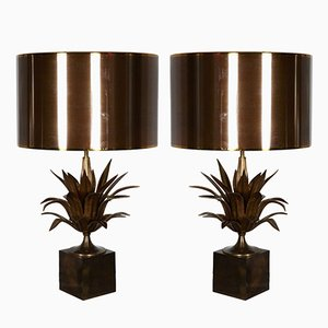 Table Lamps from Maison Charles, 1970s, Set of 2