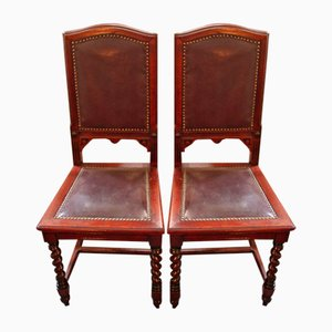 Chairs, 1880s, Set of 2