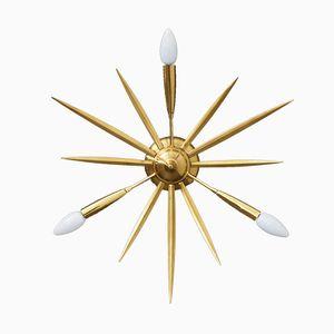 Lámpara Sputnik, años 50