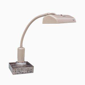Lampe mit Magnetfuß von Waldmann, 1960er