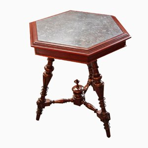 Antique Side Table, 1880s