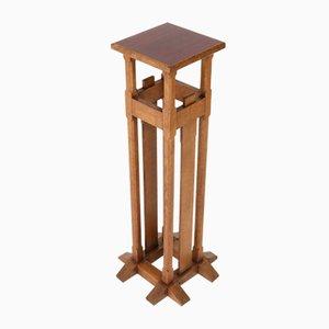 Pedestal modernista, década de 1900