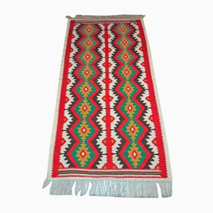 Art Deco Polish Kilim Rug