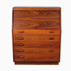Rosewood Secretaire from Dyrlund, 1960s