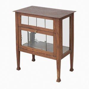 Mueble para el té modernista, década de 1900
