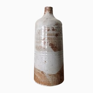 Keramikflasche von Eugene Lion, 1930er