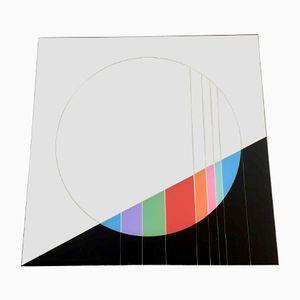 Spiegel von Eugenio Carmi für Acerbis, 1980er