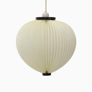 Danish Pendant Lamp by Esben Klint for Le Klint, 1950s