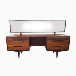 Mid-Century Teak Dressing Table by White & Newton