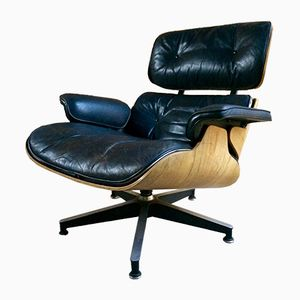 Model 670 Lounge Chair by Charles & Ray Eames for Herman Miller, 1970s