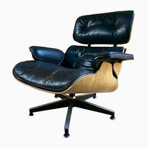 Sillón modelo 670 de Charles & Ray Eames para Herman Miller, años 70
