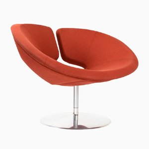 Vintage Apollo Swivel Lounge Chair by Patrick Norguet for Artifort