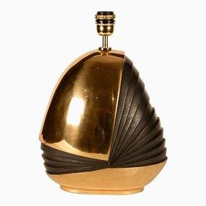 Plastische Lampe aus Bronze von Esa Fedrigolli, 1970er