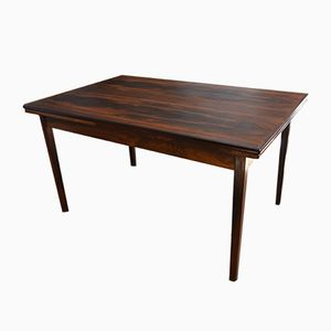 Brazilian Rosewood Dining Table, 1960s