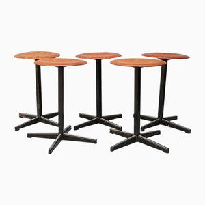 Vintage Dutch Stools from Marko, Set of 5