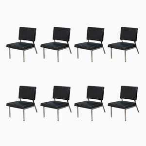 Vintage Skai Side Chairs, Set of 8