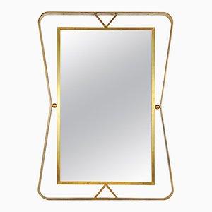 Espejo de Gilbert Poillerat, años 60