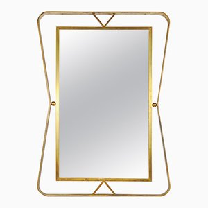 Mirror by Gilbert Poillerat, 1960s