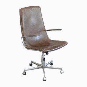 Chaise de Bureau Pivotante Modèle Logos Vintage par Bernd Münzebrock pour Walter Knoll