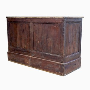 19th Century French Grocer's Counter