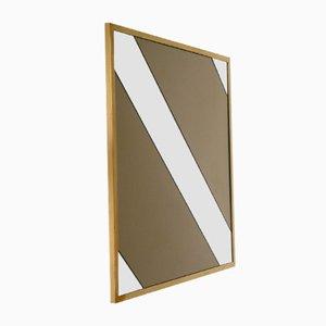 Specchio vintage di Romeo Rega